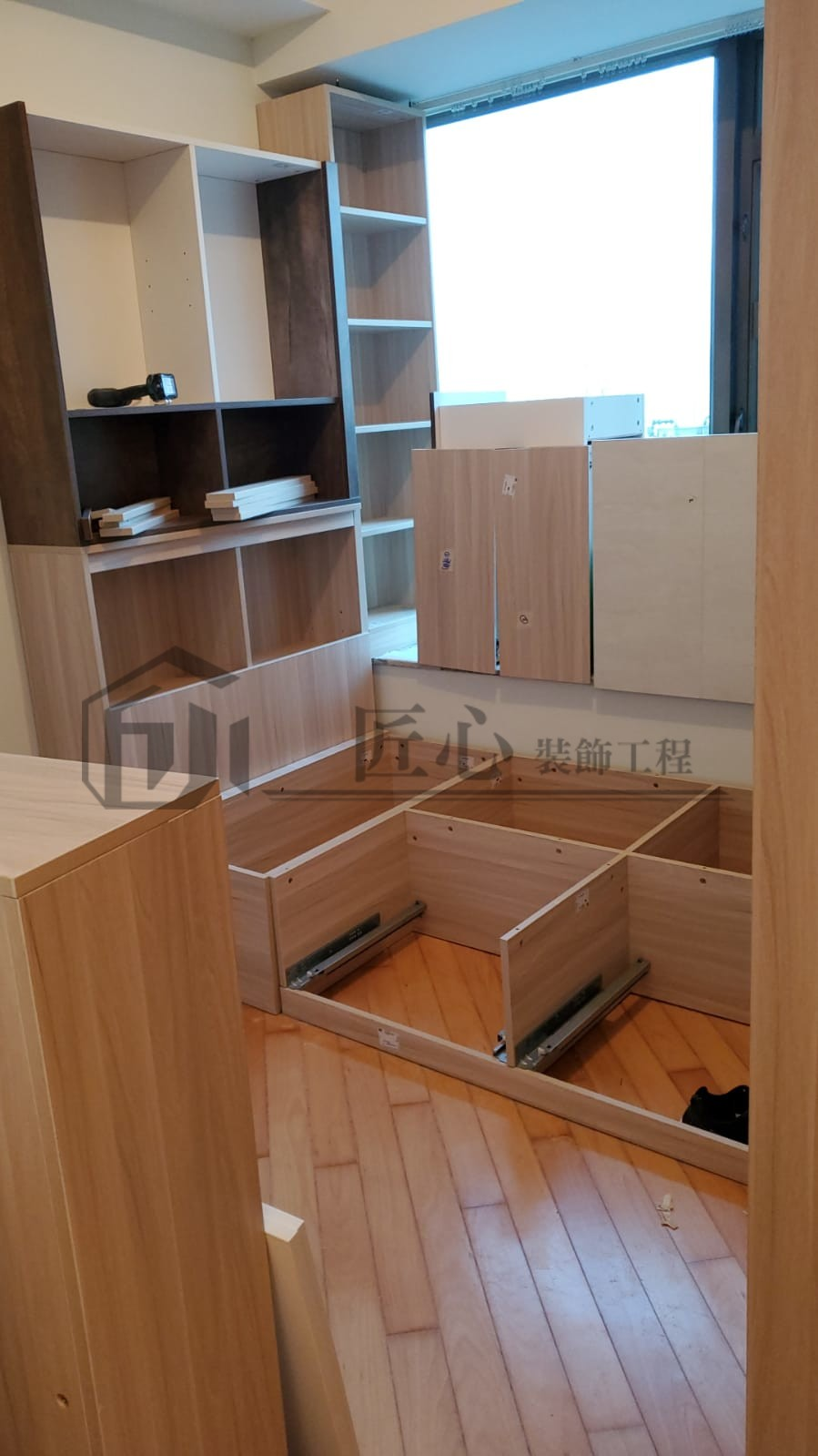 Chest of Drawers - Floor